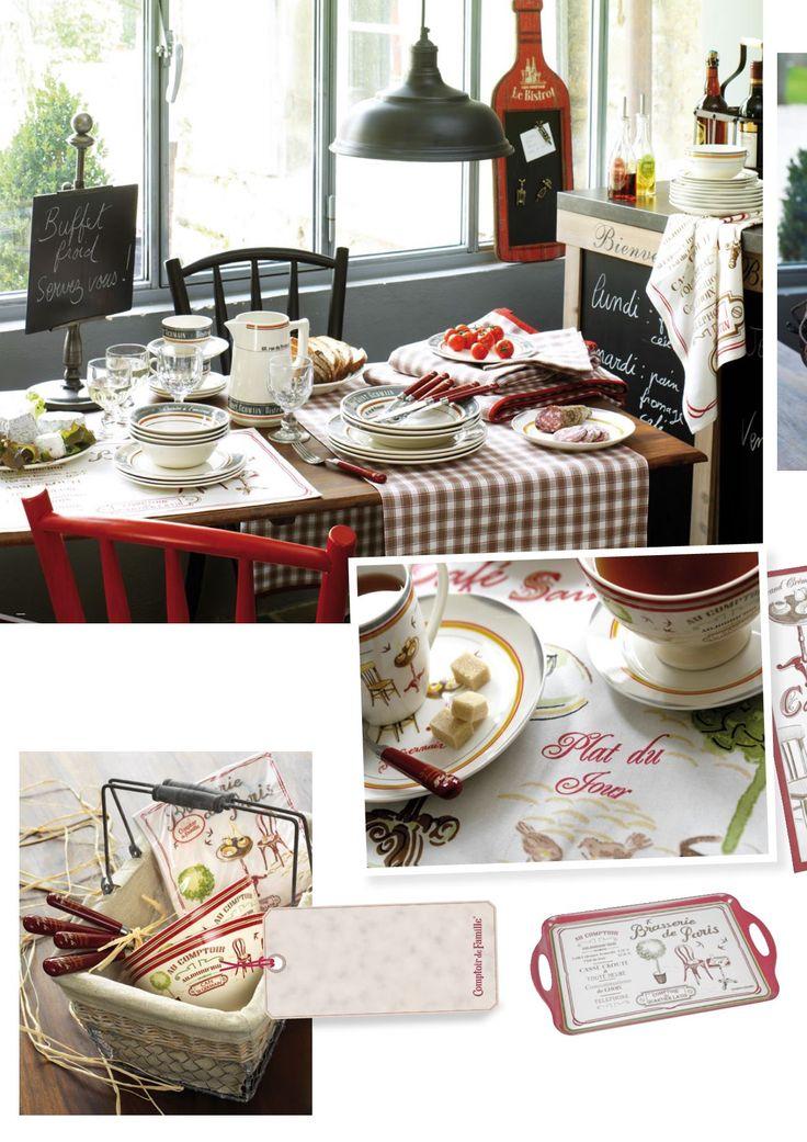 93 best images about comptoir de famille on pinterest - Comptoir de famille paris ...