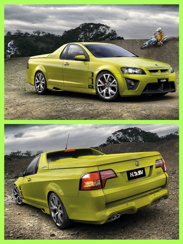 Holden Special Vehicles Maloo R8 Ute