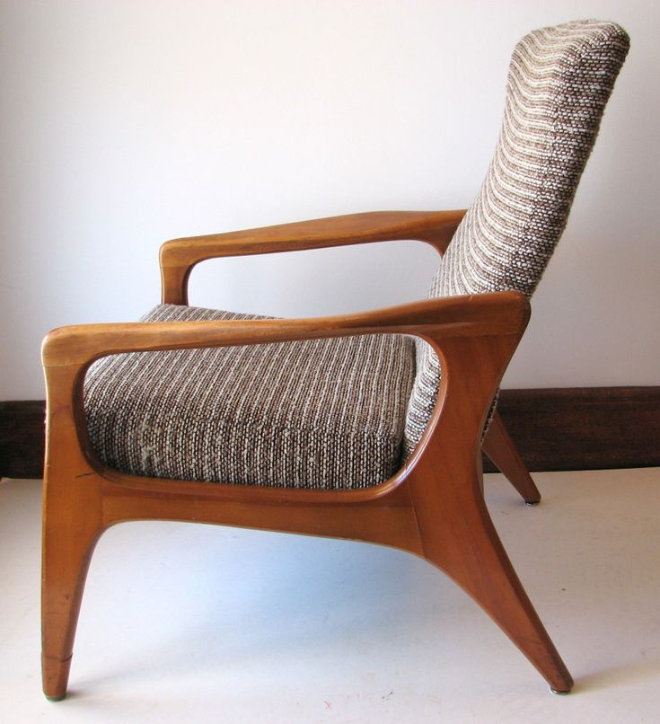 I love this Fred Lowen chair...