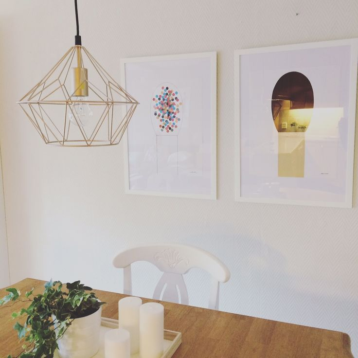 Dining area styling