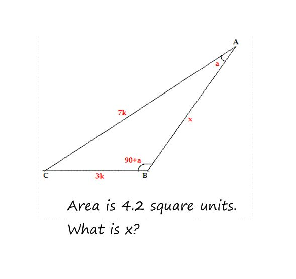 #geometry #math #mathematics #triangle #angle #stem #obl #highschool #school #study #puzzle #riddle #Olympiad #hard #rigorous #difficult #calculus #precalculus