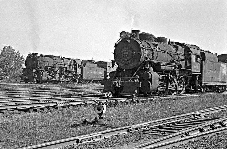 The Pennsylvania Railroad in Columbus, Ohio: Rick Tipton ...