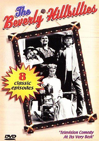The Beverly Hillbillies Vol. 1 New DVD Jr. Max Baer FREE SHIPPING TRACK CONT US
