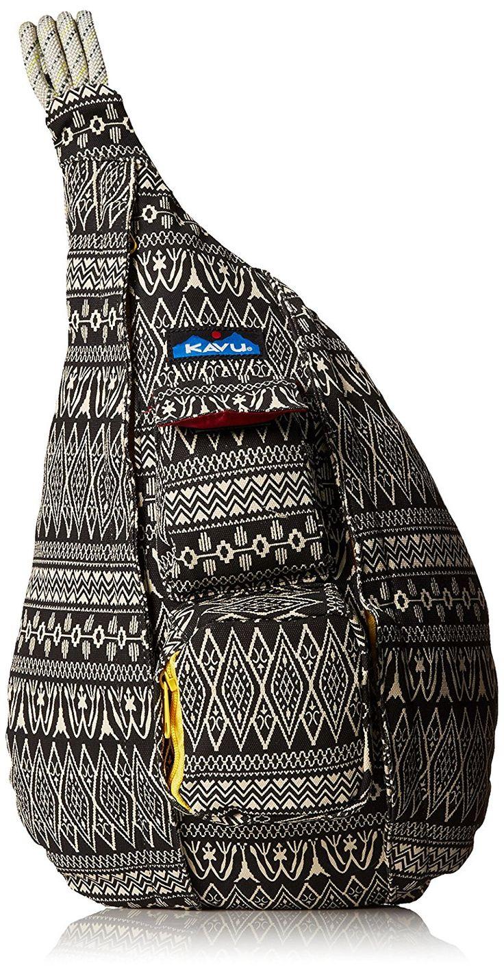 KAVU Rope Sling Bag > Additional details found at the image link  : Best hiking backpack