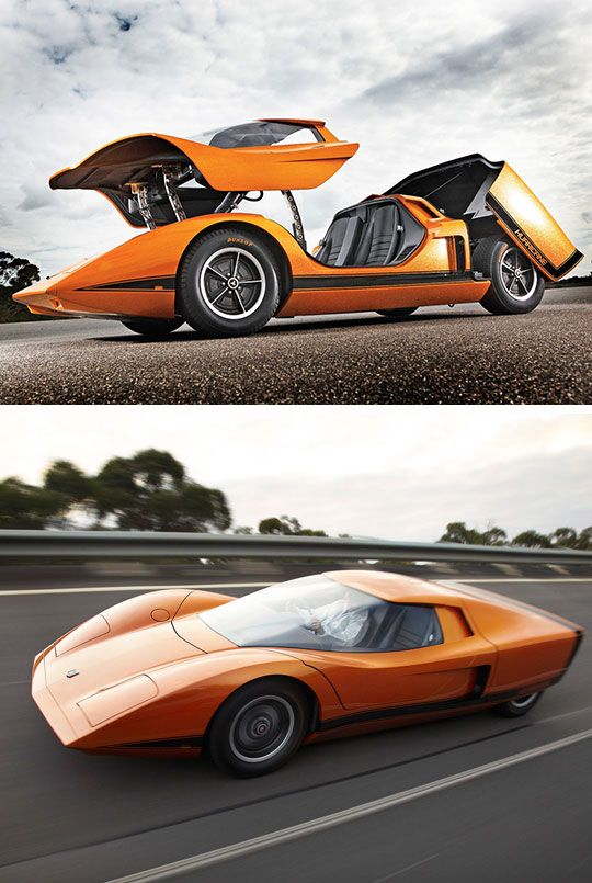 1969 Holden Hurricane  Maintenance/restoration of old/vintage vehicles: the…