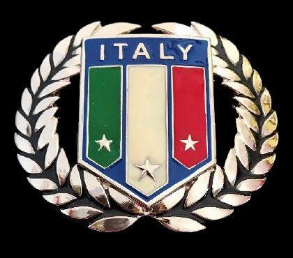 ITALY ITALIAN FLAG ITALIA ROME ROMAN STARS BELT BUCKLES #italy #italian #italyflag #italianflag #italyflagbuckle #italyflagbeltbuckle #italianflagbeltbuckle #beltbuckles #flagbuckles #flagbeltbuckle