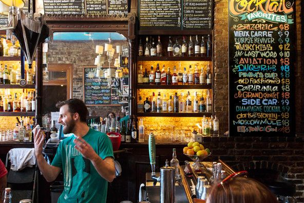 Best Place To Drink Absinthe In New Orleans