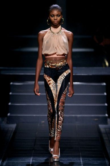 Milq & Honey @ Mercedes Benz Fashion Week 2013 – Cape Town, South Africa (Day 1) | FashionGHANA.com: 100% African Fashion