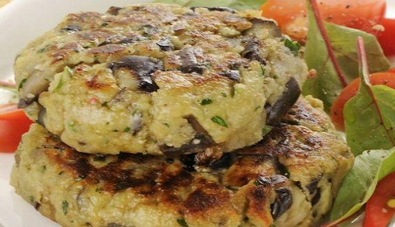 hamburger melanzane ricetta