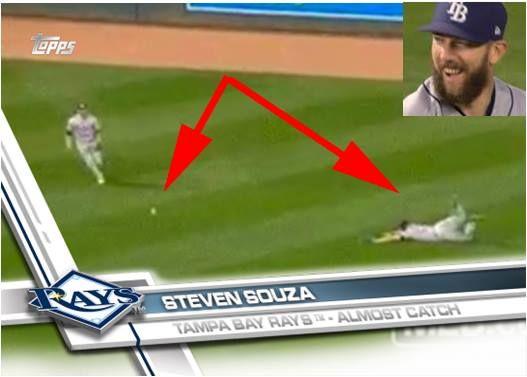 Steven Souza Tampa Bay Rays