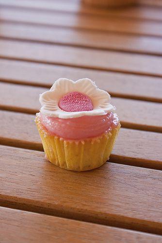Cupcakes para una princesa