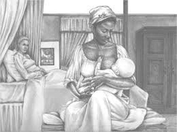 Black Then | Black Wet Nurses And The Negative Connotations That Surrounds Them