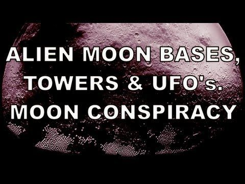 Neil Armstrong Alien Moon Base - Pics about space