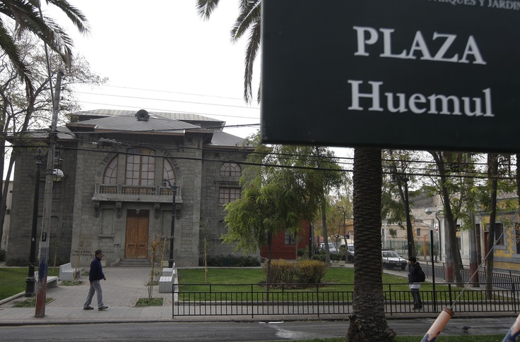 Teatro Huemul - Chile