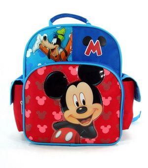 Mickey Mouse Backpack.