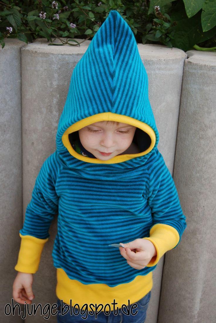 Oh, Junge!: Hoodie-Herbst