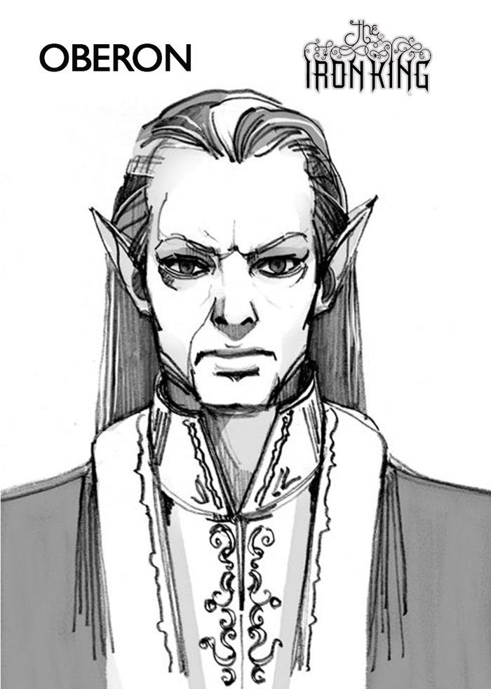 oberon character
