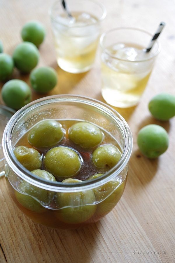 今年こそはチャレンジしたい自家製梅酒&梅シロップの作り方をおさらい
