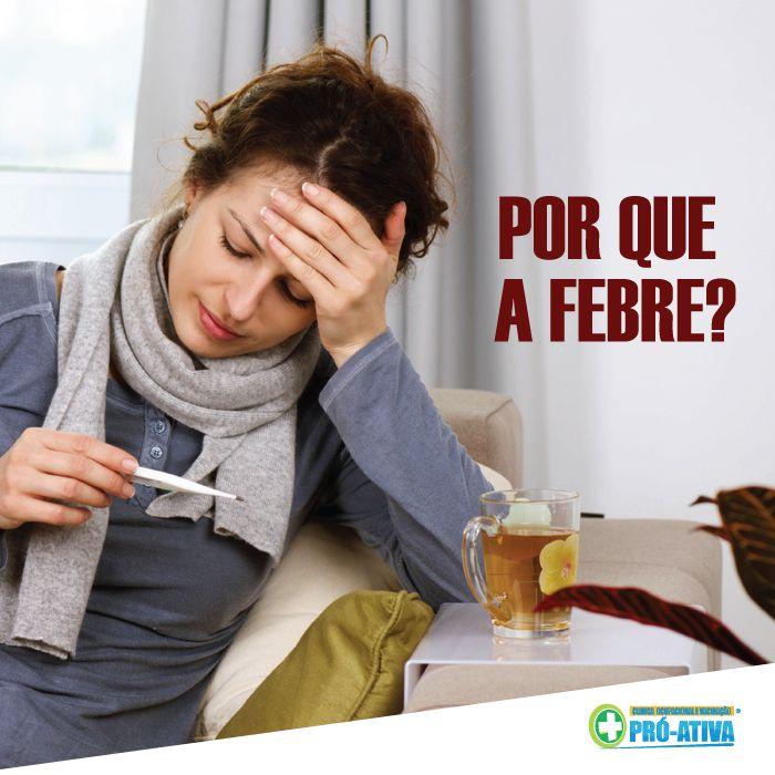 """""""A causa mais comum de febre ou alta temperatura está diretamente ligada a infecções, as mais comuns são infecções virais e processos inflamatórios. A temperatura normal do corpo deve estar entre 35° e 37° graus celsius. A criança é considerada febril quando, a temperatura está acima de 38° C. No caso da criança apresentar febre superior a 38ºC é necessário consultar um pediatra para que avalie e descarte uma possível infecção mais grave."""" #ProAtiva #Saúde #Febre #Infecção #Cuidados…"""