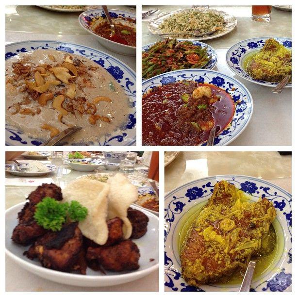 Best dinner, Nyonya Breeze at Straits Quay Penang