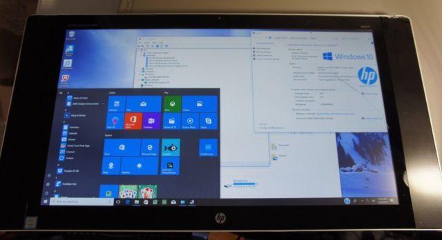 HP ENVY 24-n014 AIO TOUCH Desktop Computer Intel i5-6400T 2.2GHz 1TB + Windows10