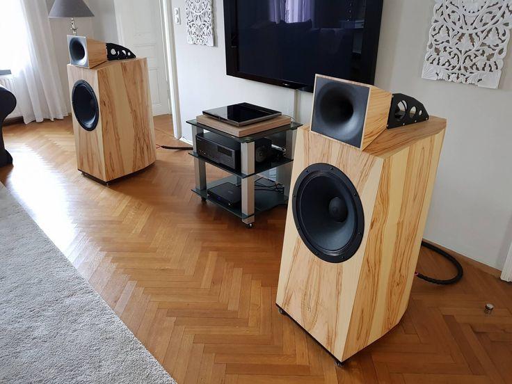 Die besten 25+ Stereo lautsprecher Ideen auf Pinterest Stereo - vorh amp auml nge wohnzimmer ideen