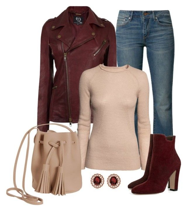 Untitled #1589 by gallant81 on Polyvore featuring H&M, McQ by Alexander McQueen, Levi's, Humble Chic and Allurez