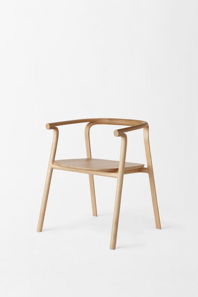 A furniture collection designed for Conde House, a manufacturer based in Japan's famous Asahikawa wooden furniture region.