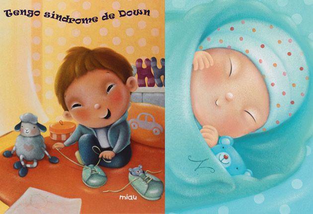 """""""Tengo síndrome de Down"""" un cuento para que los niños comprendan que el síndrome de Down es sólo una característica más"""