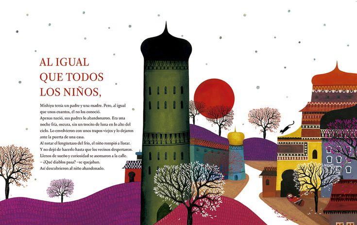 Rebeca Luciani: guanyadora de la categoria Llibre Infantil Ficció dels premis Junceda 2015.
