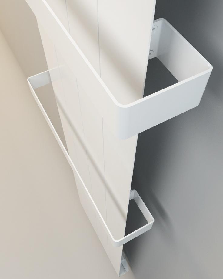 Nueva Línea de secatoallas de diseño