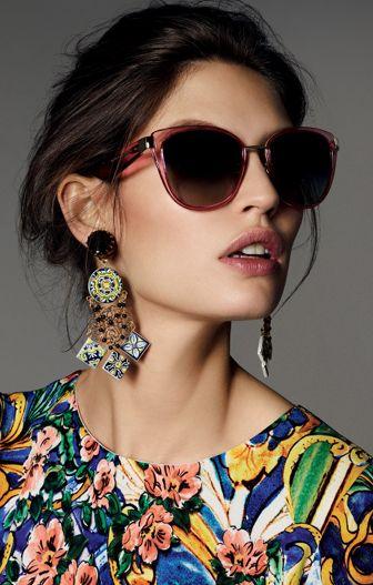 ♔ Dolce & Gabbana - Classic Accessories.