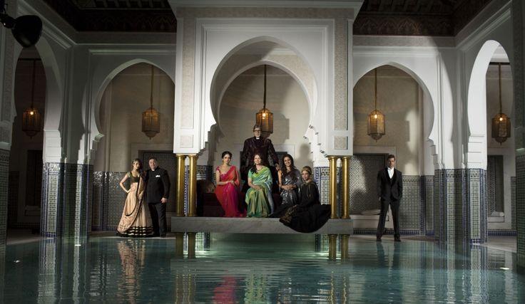 Marrakech célèbre Bollywood