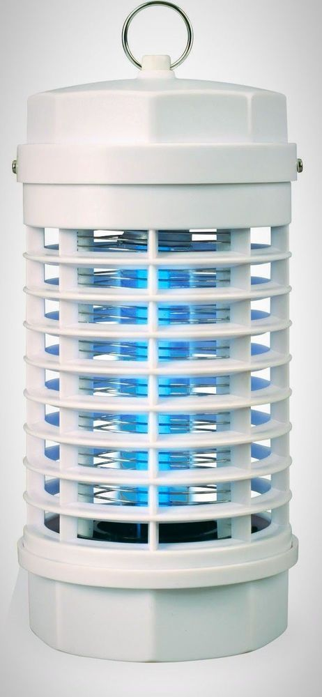 High Voltage Bug Killer UV LED Lamp Insect Zapper Flies Moths Mosquitoes Catcher #HighVoltageBugKiller