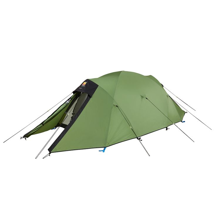 Das Wild Country Trisar 2 ist großes geodätisch geformtes 2 Personen Zelt. Die innere Aufteilung bietet zusätzliche Stabilität und exzellenten Schutz gegen viele wetterbedingte Einflüsse.