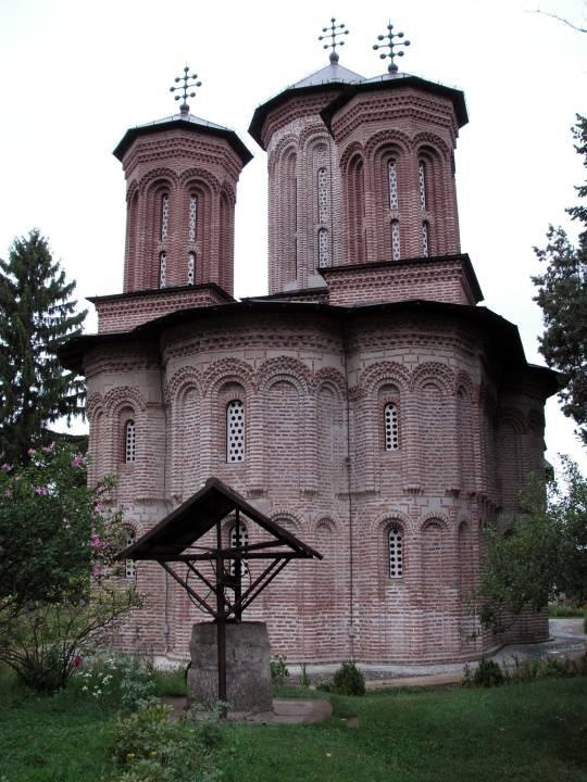 Snagov Monastery, burial place of Vlad the Impaler