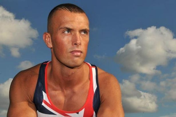 Richard Kilty - 4 by 100 metres relay.