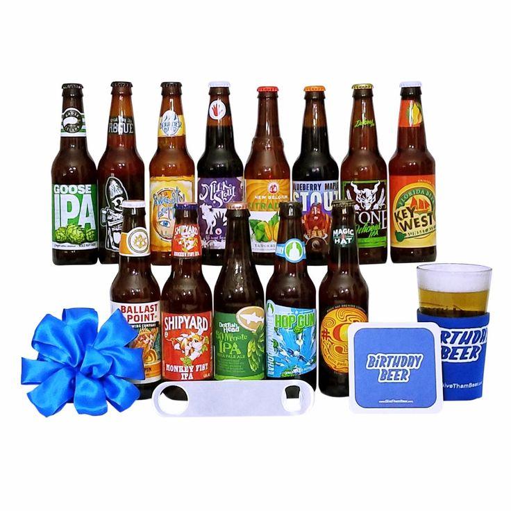 Craft Beer Gift Baskets Vancouver