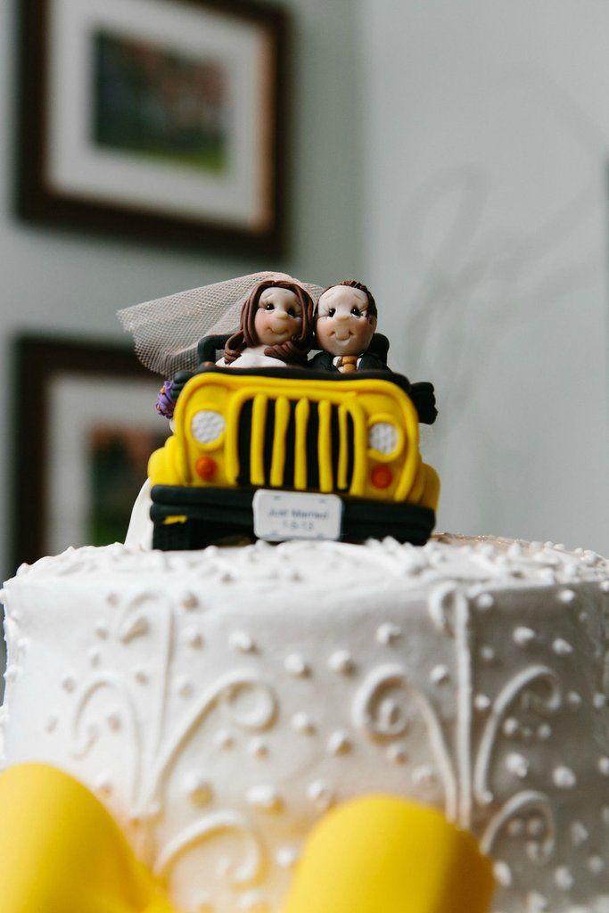 Pin by Elaine Barnhurst on boda | Jeep wedding, Jeep