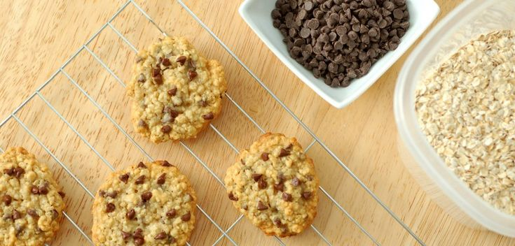 3 ricette di biscotti di crusca d'avena vegani