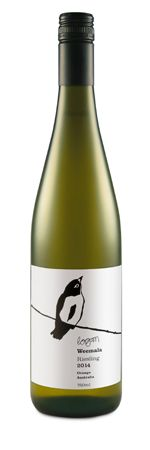 LOGAN Riesling  The 2014 Riesling is very pale gold in colour, has strong aromas of kaffir lime and clementine blossom while the long minerally palate has flavours of mandarin, apple and iced tea. A dry and juicy core is balanced by a mineral acidity and a little 'spritzig' freshness.