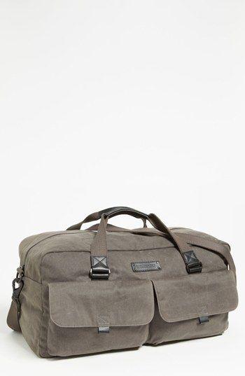 Andrew Marc 'Essex' Twill Duffel Bag | Nordstrom £108