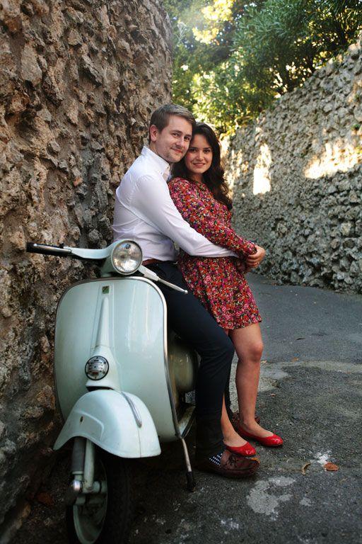 Engagement Session in Ravello, Italy www.francescoquaglia.com
