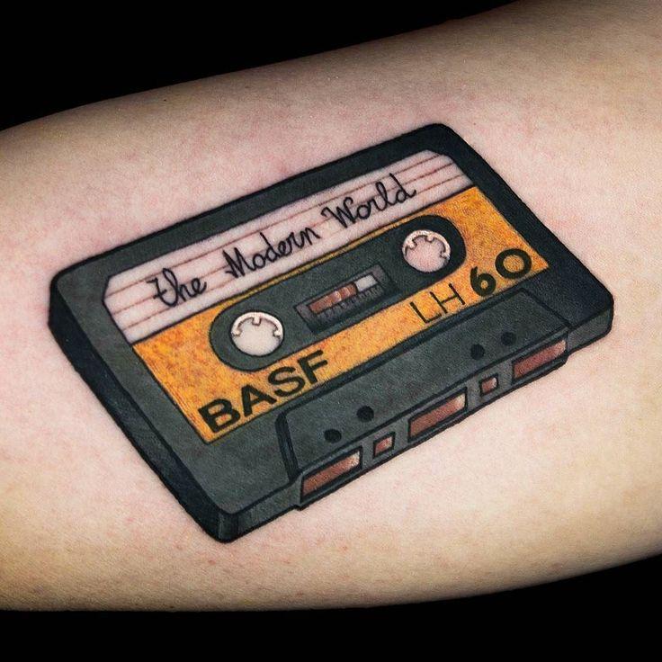 best 25 cassette tattoo ideas on pinterest. Black Bedroom Furniture Sets. Home Design Ideas