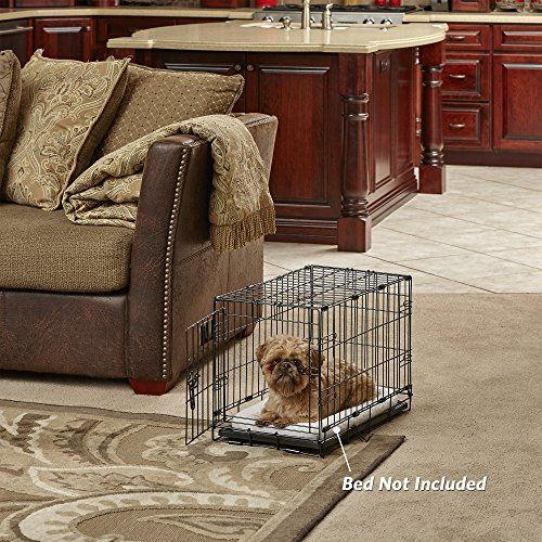 Nice Top 10 Best Dog Crates For Small Dogs 20lb - Top Reviews