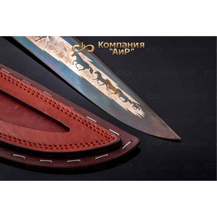 """Нож """"Боуи"""" (Златоуст) - КОМПАНИЯ АИР"""