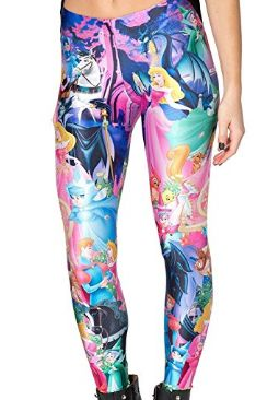 Disney Discovery- An Assortment of Disney Leggings