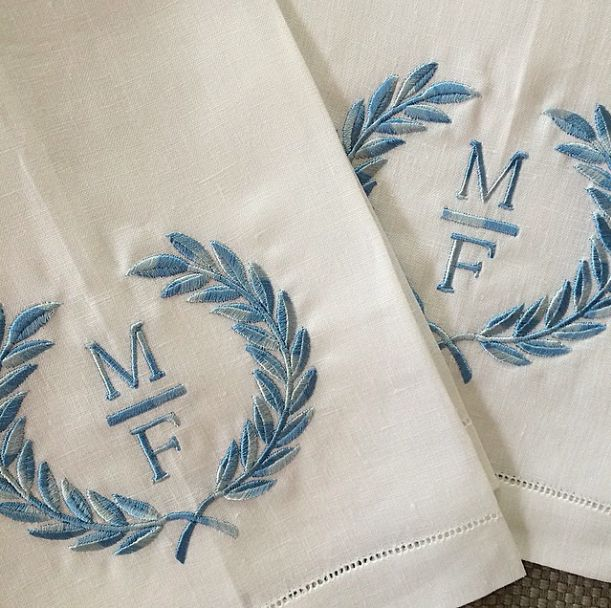 What a great couples monogram!