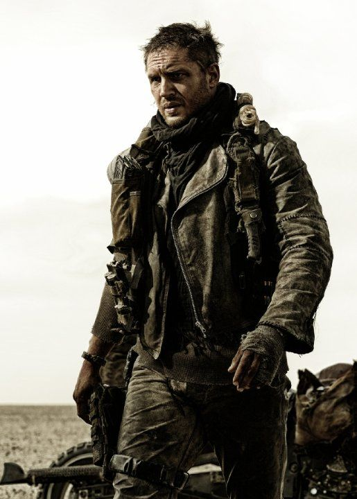 Still of Tom Hardy in Mad Max: Fury Road (2015)