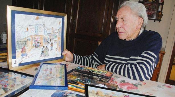 Nécrologie : René Cocagne,le chantre du pays de Caux